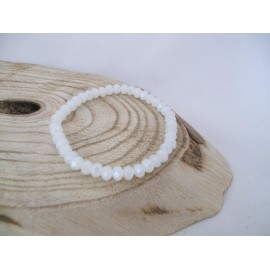 Witte armband