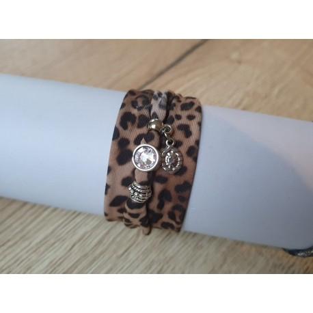 Panterprint armband